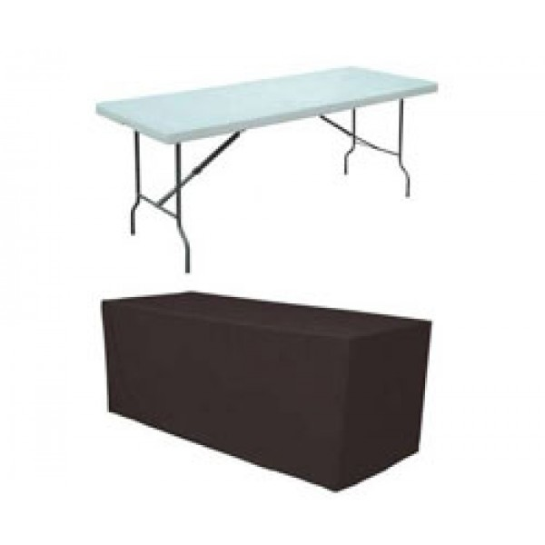 6 X 30 Quot Table Tables Amp Charis Slatwall Accessories